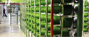 Quy trình sản xuất cỏ nhân tạo