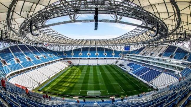 Sân vận động Volgograd - Worldcup 2018
