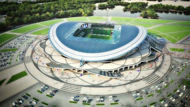 4. Ekaterinburg - 4 trong 12 san van dong WorldCup 2018