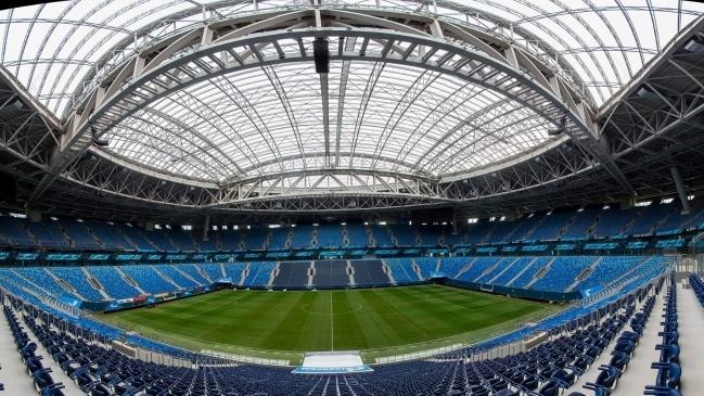 4.2 Ekaterinburg - 4 trong 12 san van dong WorldCup 2018