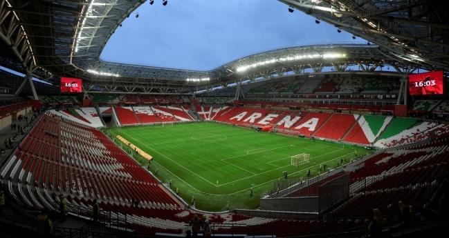 5.2 Kazan Arena - 5 trong 12 san van dong WorldCup 2018
