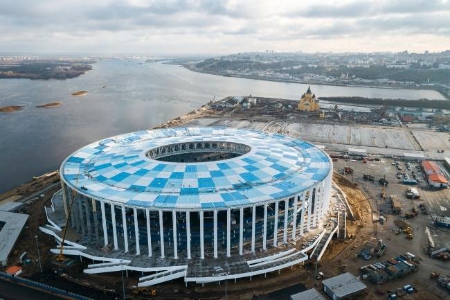 6. Nizhny Novgorod - 6 trong 12 san van dong WorldCup 2018