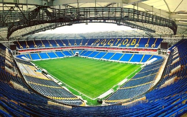 7.2 Rostov Arena - 7 trong 12 san van dong WorldCup 2018