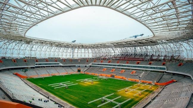 8.2 Samara Arena - 8 trong 12 san van dong WorldCup 2018