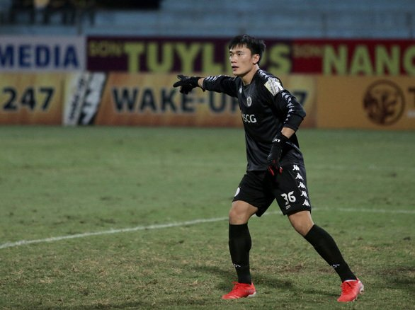Thu mon Bui Tien Dung - Ha Noi FC