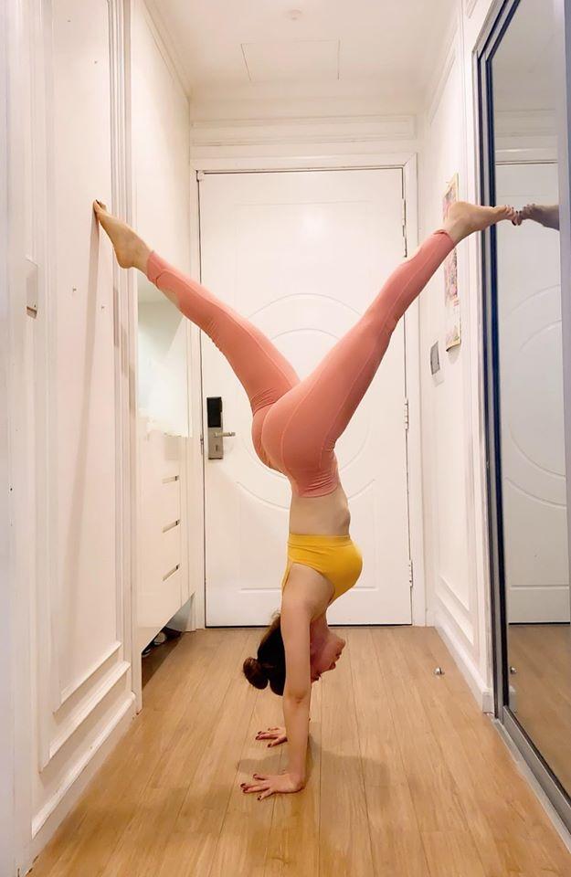 Thu tha tap yoga
